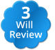 No. 3 review your Will