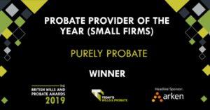 Probate award 2019